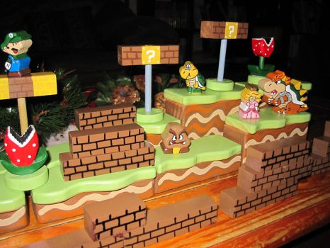 Yea, It's Mario Blocks :D by dalewaters