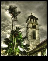 St.Joseph Cathedral by pontianakdeviant