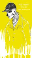 ZombieBoy. yellow. by Fukari
