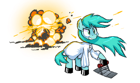 Explosion Pony by Signal15
