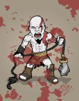 kratos by SuperJV