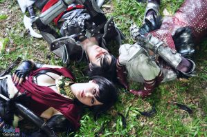 COSPLAY - Dragon Age IX by MarineOrthodox