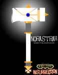 Insurrection Promotion - Norastrah by speedmanic