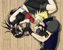 Cloud n Tifa old by tmac1kobe8vc15