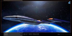 You CAN get there from here by Rob-Caswell