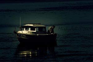 A Fisherman's Afternoon by MirkyJedi