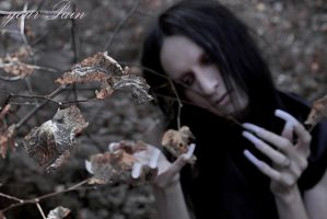 Gespenst des Herbstes.. by Your-Pain