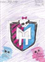 Monster High Logo by SlipKnoT14