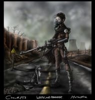 The Wasteland Marauder by MisterMikeA