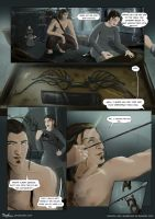 The Blood is the Key, p.23 by victricia