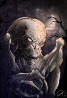 Pumpkinhead by gfan2332
