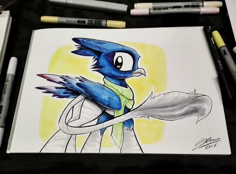 Ponycon UK commission #2 by Dori-to