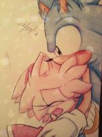 Sonamy by alicethewolf331
