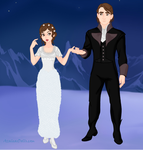Elizabeth and Mr. Darcy--kaybay2323 by msbrit90