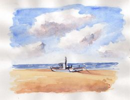 watercolor practice 04 by SimmyLu
