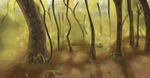 Background speedpaint by GNGLuver