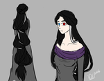 Raquel new hair style (common) by TDG-Arts