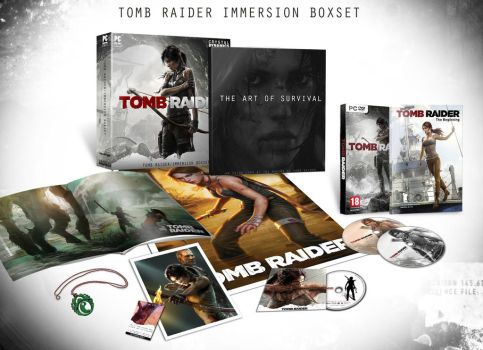 Tomb Raider-Immersion Edition by JhoCorrea