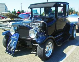 Model T Rod by exdraghunt
