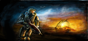 Halo3 by dogscumage