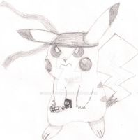 Solid Pika by OpalOsprey