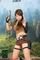 Tomb Raider Legend by Amu-Nina