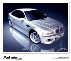 BMW M3 another view by Ashale