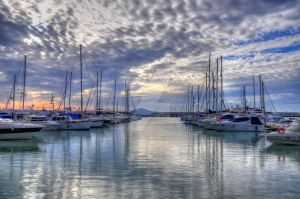 Tranquility in Estepona by josephtimms