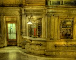 Grand Central CurrencyExchange by spudart