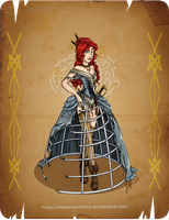 [MecaniqueFairy] Steampunk'd Lucinda by inSYNCinSANITY