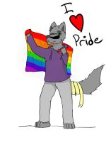 pride flag by walter-the-furry