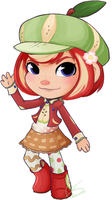 Willamina Applebalm by Khimi-chan
