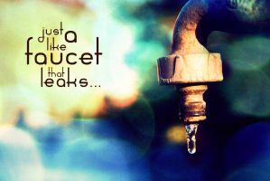 the faucet by tahnee-r