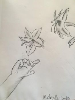 Hand practice drawing  by mountianclaw