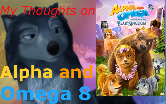 Cover for: My Thoughts on Alpha and Omega 8 by Chidori1334