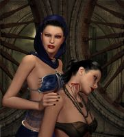 Blood sisters by valellis