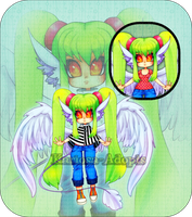 Wingie Adopt (CLOSED) OFFER to Adopt by Kariosa-Adopts