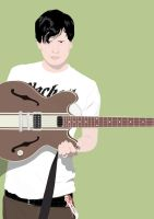 Thomas Delonge by gnarlyxowen