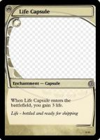 MtG: Life Capsule by Overlord-J