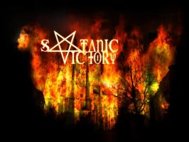 Satanic Victory by Mefistoteles