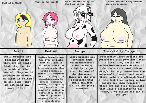 Boob Chart by Space-between-spaces