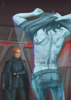 Kylux2 by KanzakiVS