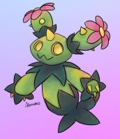 Maractus by skeletall