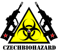 Czechbiohazard's new Emblem by CzechBiohazard