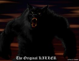 The Original KILLER by Koy Campbell by NM8R-KJC