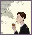 Sherlock Holmes by NineInjections