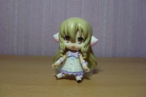 Chii Nendoroid -new- 2 by Mako-chan89