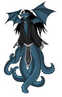 The Deep One by eruanna