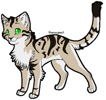 .OPEN. Cat Adopt 2 by Feather-Adopts