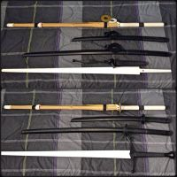 Training Swords (Informative) by RedApropos